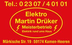 Elektro Martin Drüker