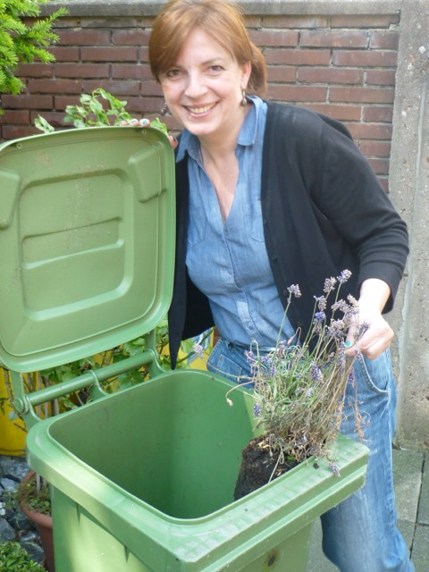 Umweltberatung: Gestank und Maden in der Mülltonne - müssen ...