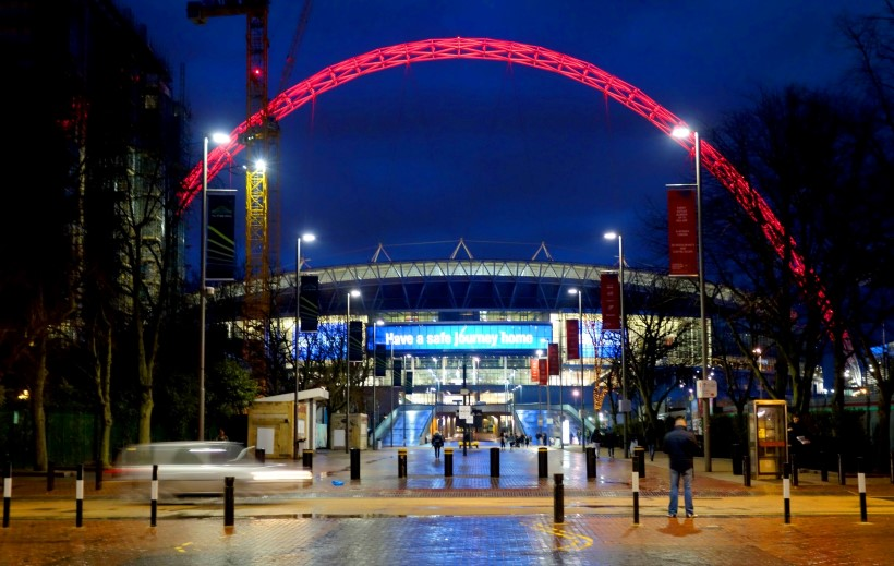 KamenWeb on Tour: Ein Wochenende in Wembley (Foto: Christoph Volkmer für KamenWeb.de)
