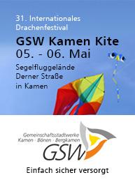 Anzeige: GSW Kamen Kite