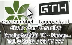 Gartenmöbel - Lagerverkauf direkt vom Hersteller