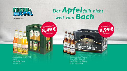 Krombacher Becker 1118