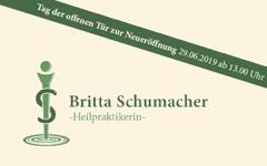Britta Schumachr Heilpraktikerin