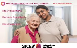 Anzeige: SPIES KG