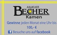 Juwelier Becher - Kamen