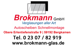 Anzeige: Brokmann Glas