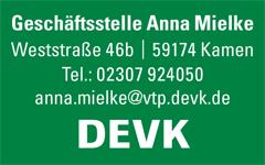 DEVK Anna Mielke