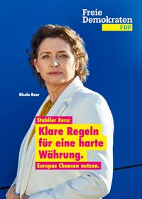 FDP Wahlwerbung