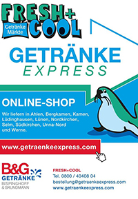 Getraenkeexpress fresh+cool 200