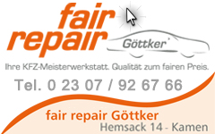 fair repair Göttker