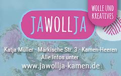 Jawollja - Wolle und Kreatives