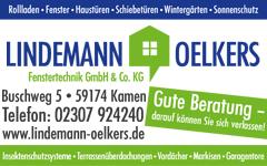 Lindemann Oelkers Kamen