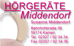 Hörgeräte Middendorf