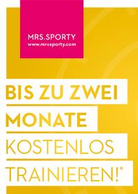 Anzeige: Mrs. Sporty