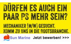 Anzeige: Sun Marine Wassersport David Wanzke