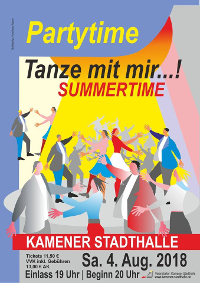 Tanze mit mir! Summertime