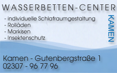 Wasserbetten Center