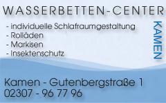 Wasserbetten Center