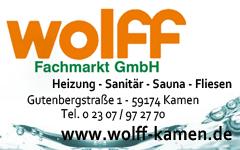 Wolff Fachmarkt