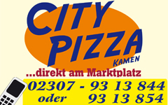 City Pizza - direkt am Markt!