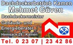 Dachdecker Kamen - Mehmet Güven