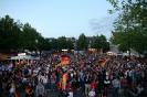 EM - Fan - Arena auf dem Markt in Kamen - Griechenland : Deutschland - 22.06.2012