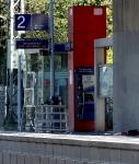 Rohrbombe in Fahrkartenautomat am Bahnhof Kamen-Methler legt Verkehr lahm - 30.09.2020