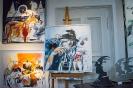 Tour durch die offenen Ateliers öffnet den Blick auf die vielseitige Kamener Kunstwelt - 21. - 22.08.2021