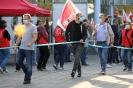 Warnstreik vor dem Kamener Rathaus - 23.09.2020
