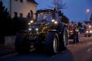Weihnachts-Traktoren sorgen für leuchtende Kinderaugen - 20.12.2020