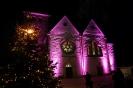 Winterleuchten auf dem Lutherplatz in Kamen-Methler - 12. und 13.12.2020
