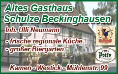 Altes Gasthaus Schulze Beckinghausen